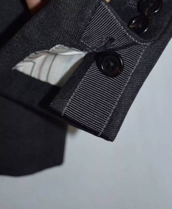 Thom Browne Charcoal Suit - Size 4 Size 44R - 2