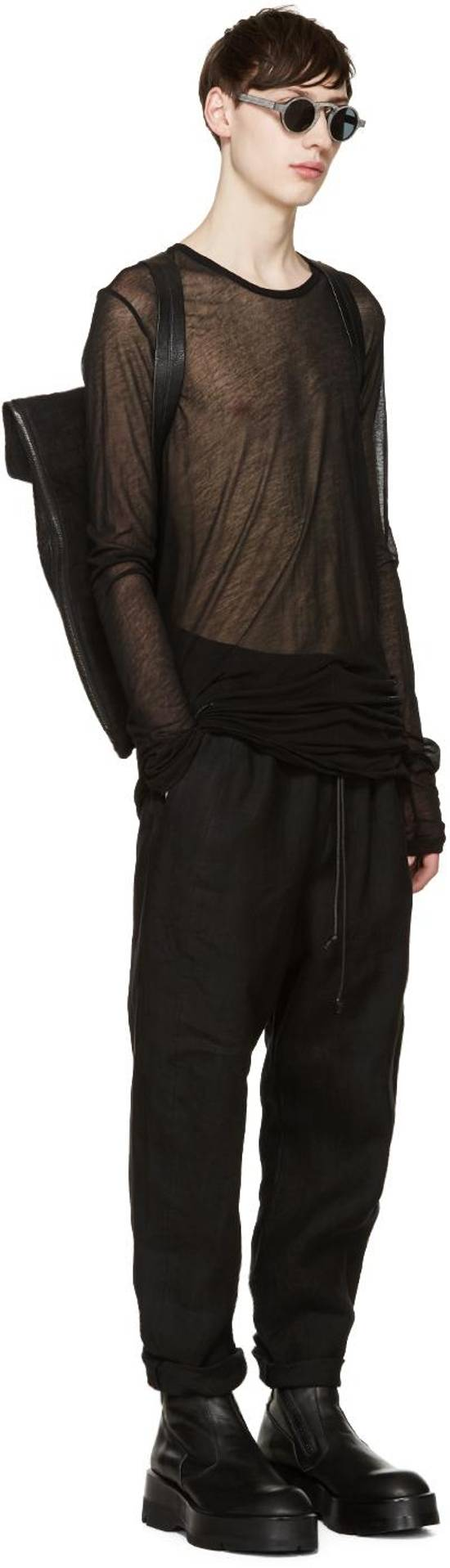 Julius SS16 sheer cotton long sleeve Size US S / EU 44-46 / 1 - 3