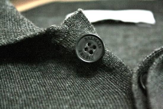 Balmain Knit collared henley Size US S / EU 44-46 / 1 - 2