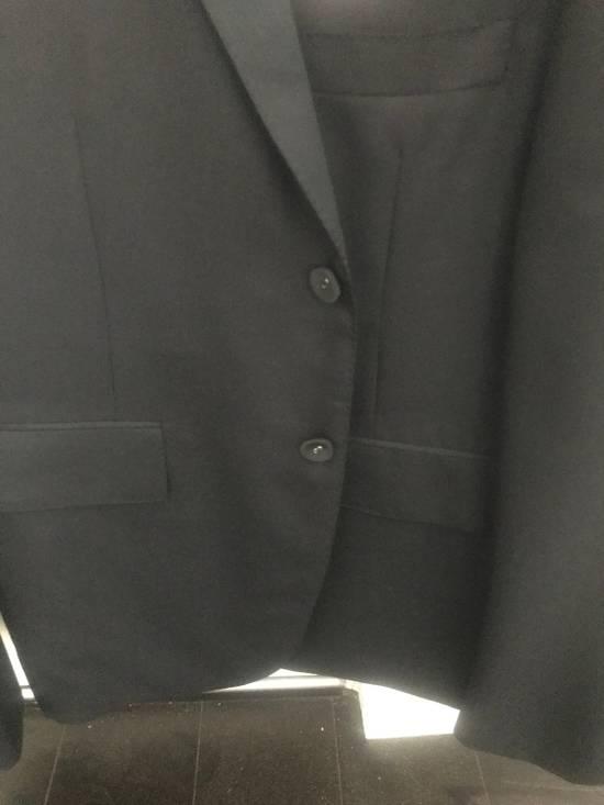 Thom Browne Black Blazer Jacket Size 38R - 2