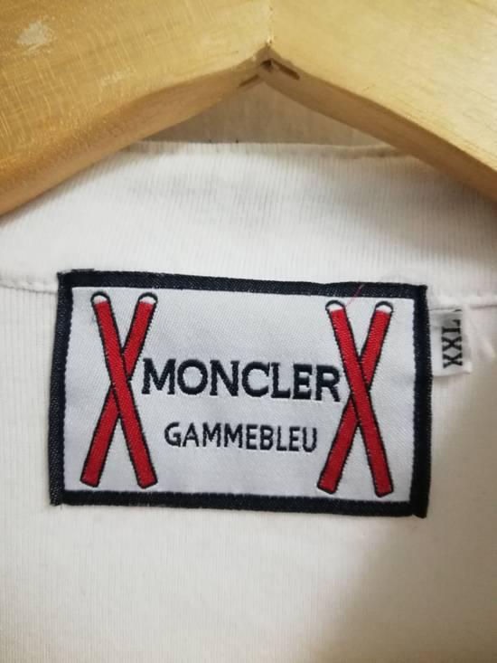 Thom Browne Moncler Gammebleu x Thom Browne Single Pocket Button Up Shirt Size US XXL / EU 58 / 5 - 6