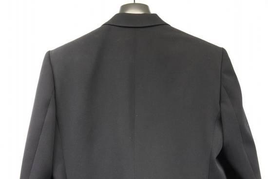 Balmain $2500 Balmain Slim Black One Button Wool Blazer Jacket Blouson Sz 50 48 M Medium Size 40R - 4