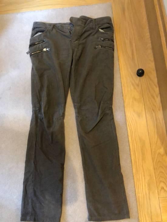 Balmain corduroy Trousers Size US 32 / EU 48