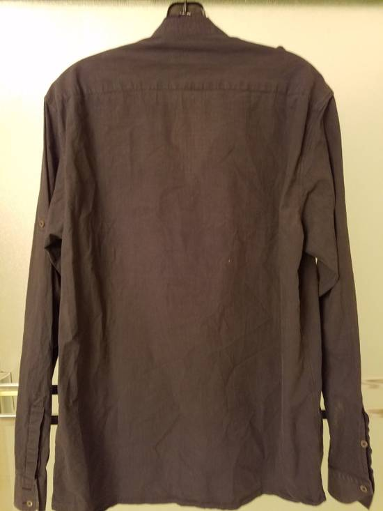 Balmain Black Casual Button Up Size US L / EU 52-54 / 3 - 1