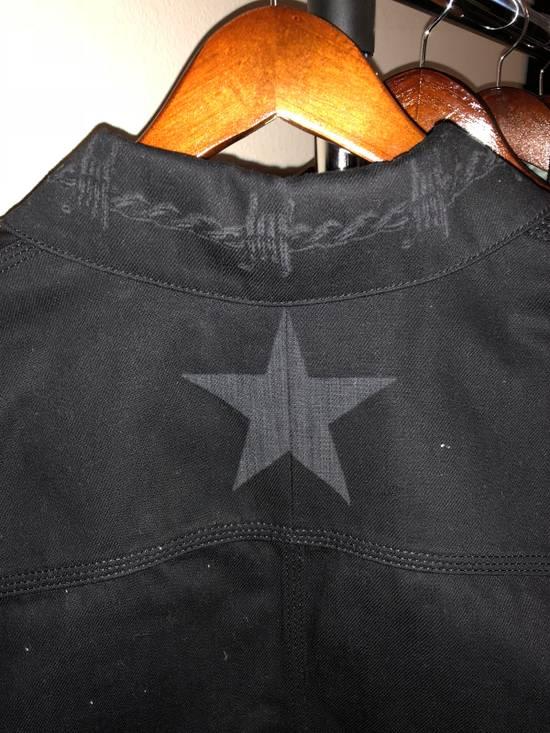 Givenchy SS16 Christ Print Denim Jacket Size US S / EU 44-46 / 1 - 2