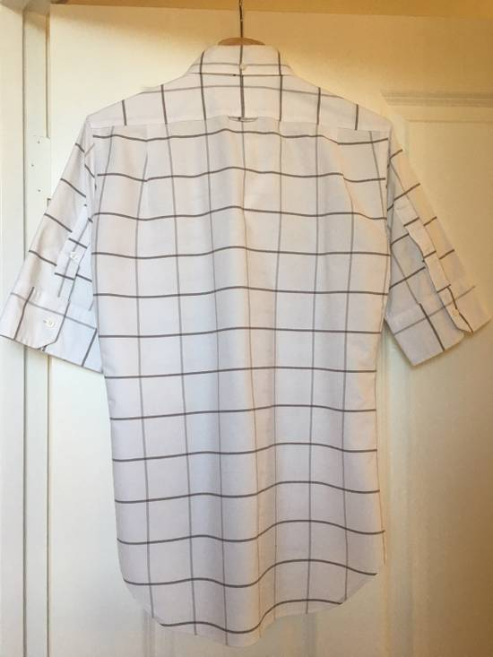 Thom Browne Short Sleeves Oxford Shirt Size 1 Size US S / EU 44-46 / 1 - 2