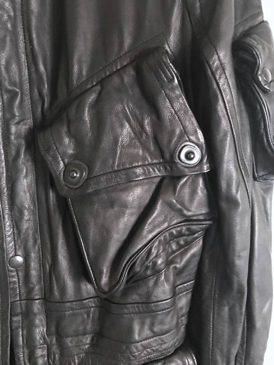 Julius LAST DROP! Julius GASMASK Leather Jacket Size US S / EU 44-46 / 1 - 3