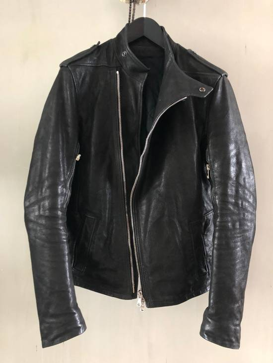 Balmain Biker leather jacket by Chistophe D for balmain Size US M / EU 48-50 / 2 - 3