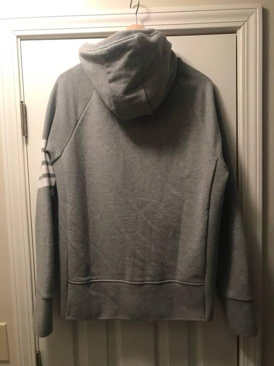Thom Browne Classic Grey Zip Up Hoodie Size US L / EU 52-54 / 3 - 1