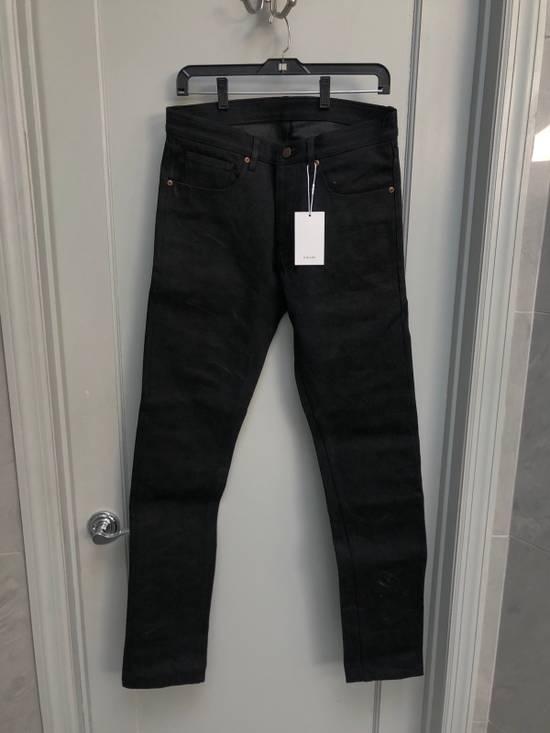Thom Browne Black Denim Jeans MSRP $600 Size US 29 - 1