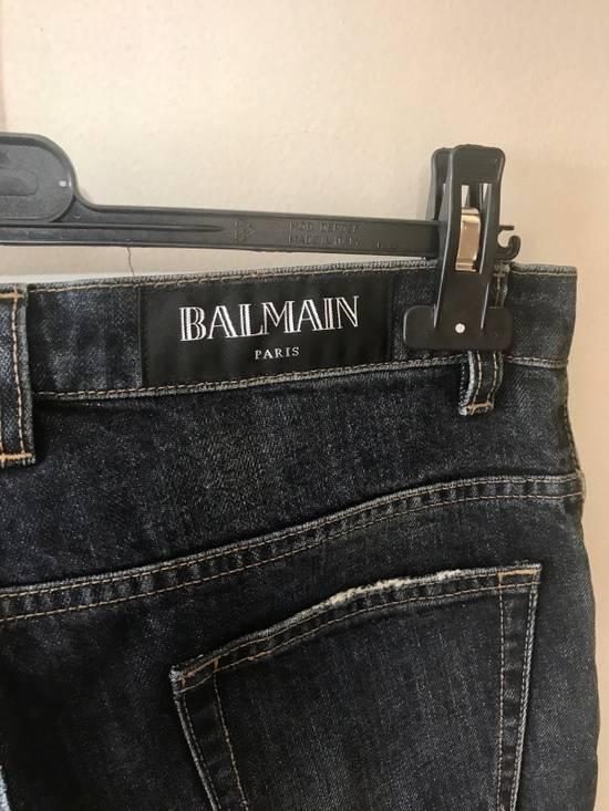 Balmain Biker Jeans Size US 30 / EU 46 - 4