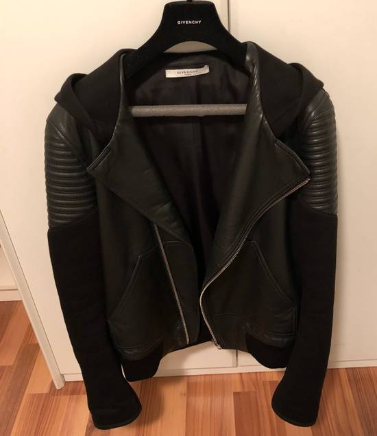 Givenchy Givenchy Leather Jacket Black Size US M / EU 48-50 / 2