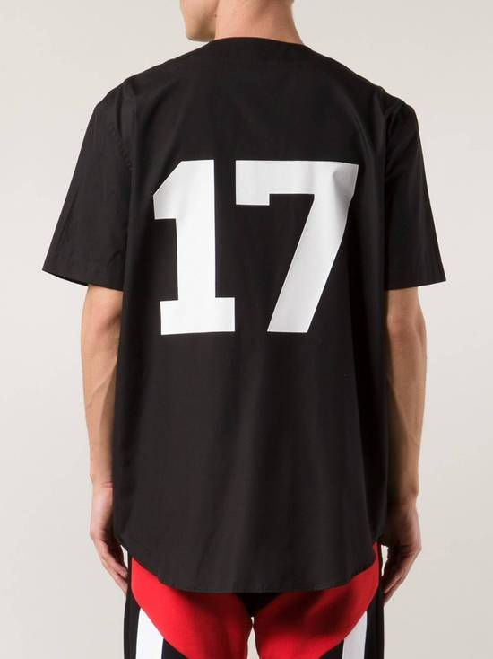 "Givenchy Printed baseball shirt ""17"" Size US M / EU 48-50 / 2"