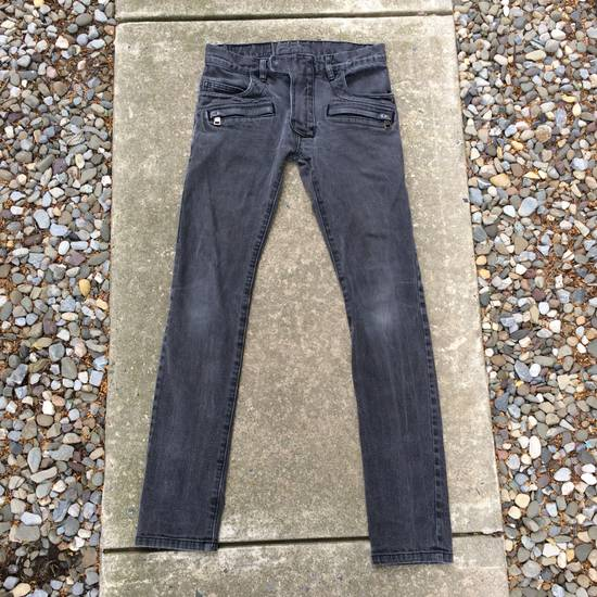 Balmain Gray Balmain Skinny Jeans Size US 27 - 7