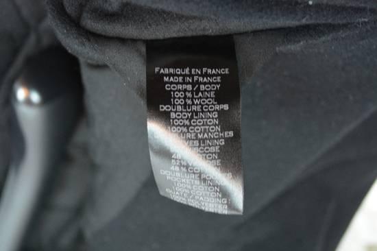 Balmain Black Peacoat Oversize Hood Wool Duffle 52 50 42 Black $4,889 New Size US L / EU 52-54 / 3 - 9