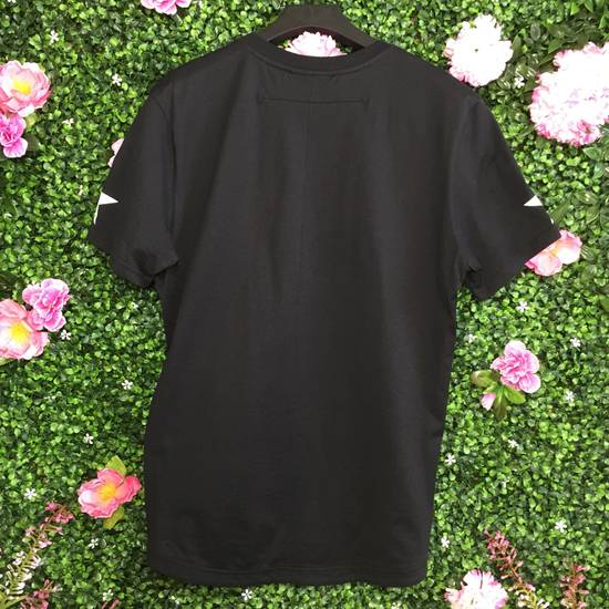 Givenchy Black Disassembled Race Car Tee Size US M / EU 48-50 / 2 - 1