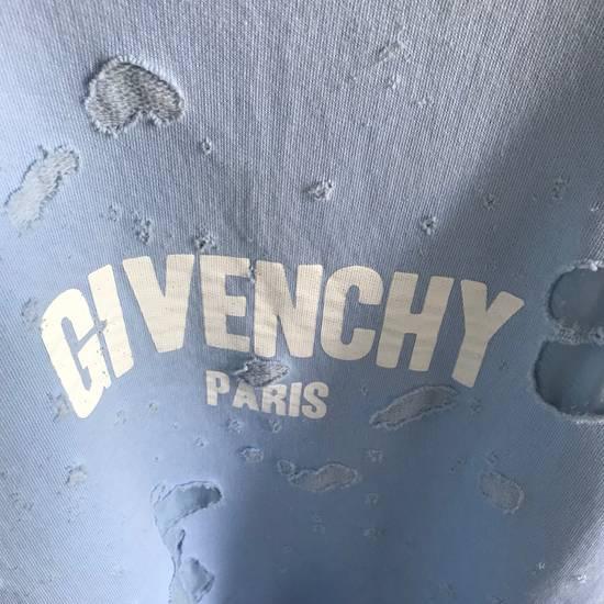 Givenchy Distressed Logo Sweatshirt Size US XL / EU 56 / 4 - 6