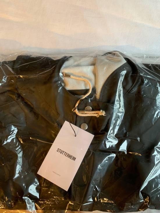 Stutterheim Stockholm Raincoat Black Size US L / EU 52-54 / 3 - 2