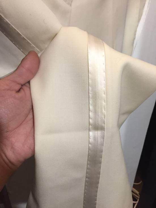 Balmain Balmain Off White Tuxedo Trouser Size US 36 / EU 52 - 5