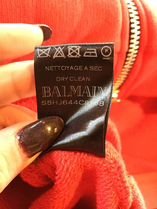 Balmain Balmain Red Sleeveless Vest Size US M / EU 48-50 / 2 - 5