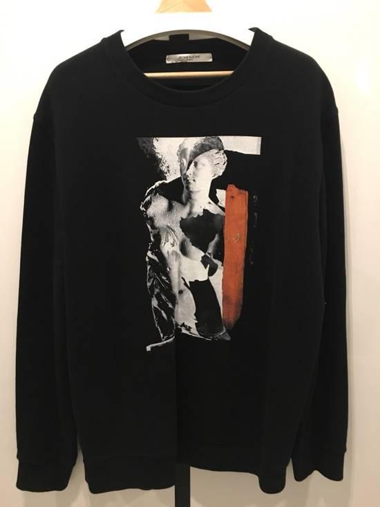 Givenchy Statue Print Sweatshirt Size US XL / EU 56 / 4 - 1