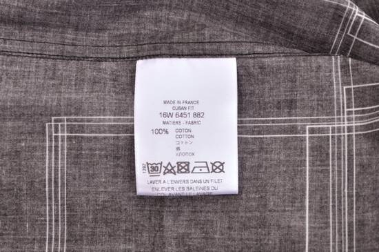 Givenchy 1050$ Black Cotton Geometric Cobra Print Shirt sz 38 Size US S / EU 44-46 / 1 - 6
