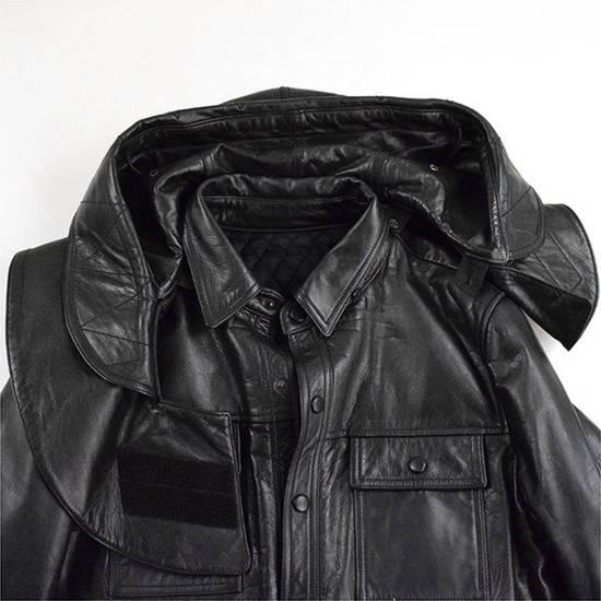 Givenchy AW10 oversized hood leather jacket Size US S / EU 44-46 / 1 - 4