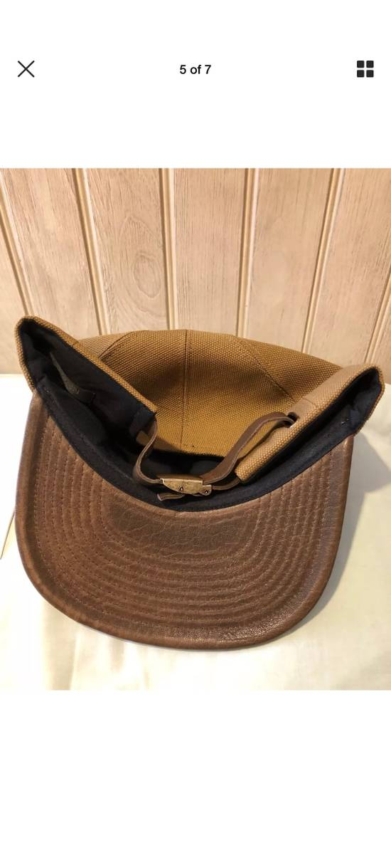 Balmain Balmain Paris Hat Marron Brown 100% Authentic Size Medium Size ONE SIZE - 4
