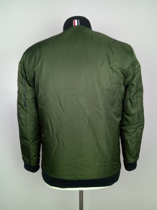 Thom Browne Bomber Jacket With Leather Dog Patch 3 / 42 / L MINT Size US L / EU 52-54 / 3 - 4
