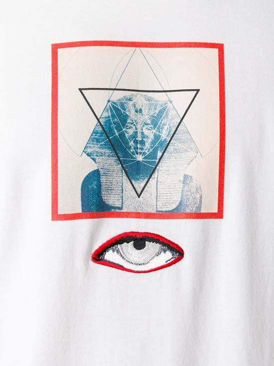 Givenchy $590 Givenchy Egyptian Eye Rottweiler Star Birds Cuban Fit T-Shirt size XL (M) Size US M / EU 48-50 / 2 - 5
