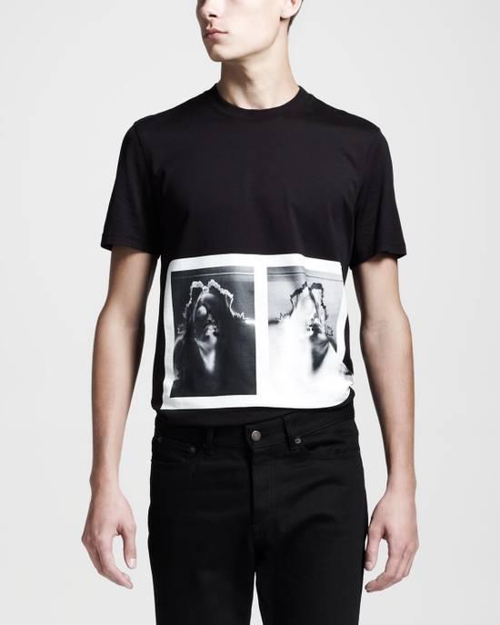 Givenchy $520 Givenchy Black X-Ray Skull Print Rottweiler Shark T-Shirt size XS Size US XS / EU 42 / 0 - 2