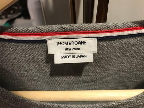 Thom Browne Thom Browne Long Sleeve Tee Shirt Size US S / EU 44-46 / 1 - 1