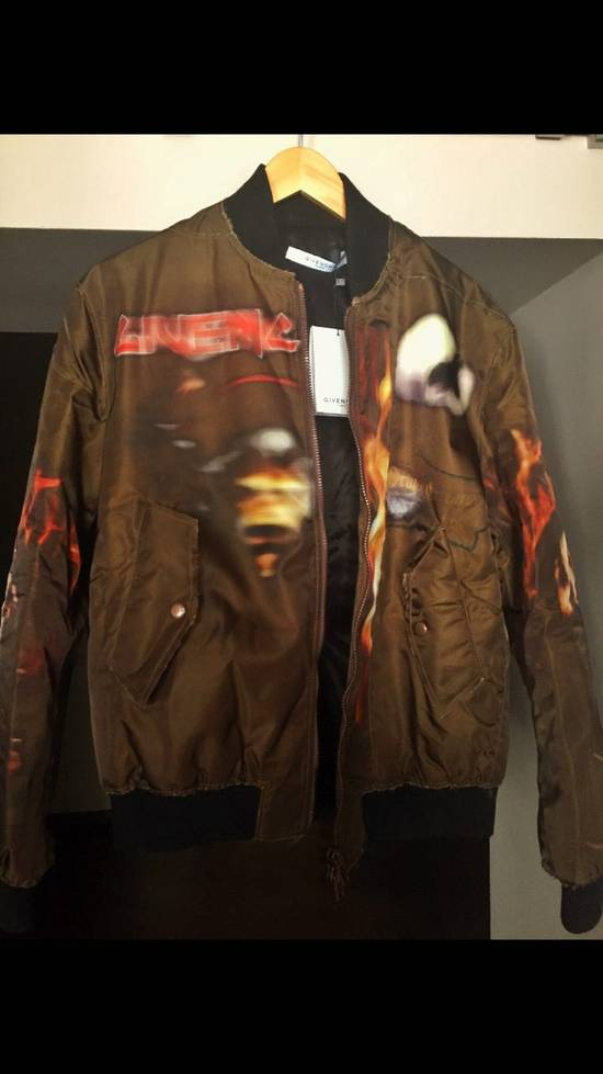 Givenchy Heavy Metal Bomber Jacket Size US M / EU 48-50 / 2
