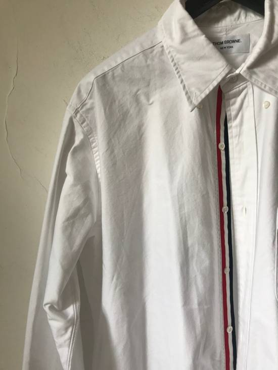 Thom Browne dense cotton shirt size 5 Size US XXL / EU 58 / 5 - 3