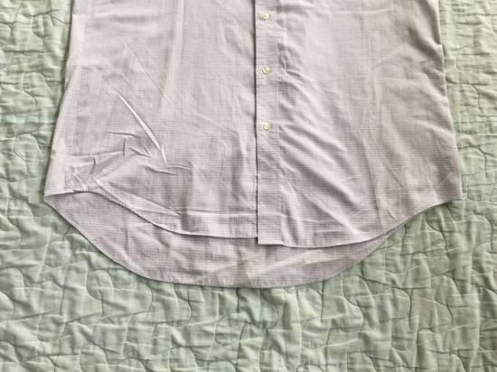 Balmain Vintage PIERRE BALMAIN Paris Plaids & Checks Striped Casual Workwear Shirt Tee Size US L / EU 52-54 / 3 - 3