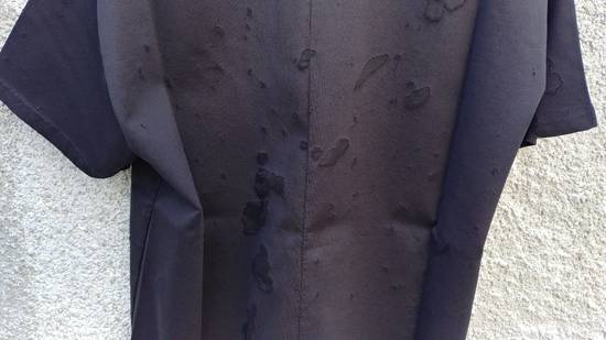 Givenchy Givenchy Black Destroyed Distressed Logo Oversized Shark T-shirt size M (XL) Size US M / EU 48-50 / 2 - 11