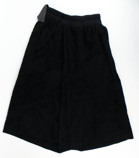 Julius Men's Black Cotton Elastic Band Casual Shorts Size 1/XS Size US 30 / EU 46