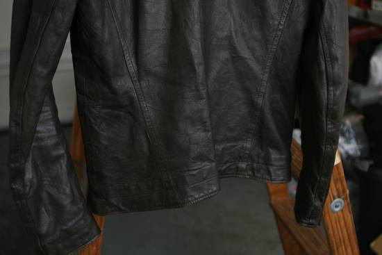 Julius LAST DROP: SS09 Lambskin Double Rider Size US M / EU 48-50 / 2 - 8