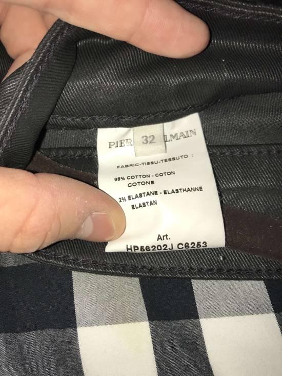 Balmain Balmain Black Jeans Size US 32 / EU 48 - 4