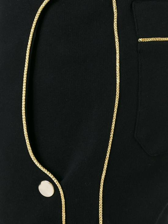 Balmain Balmain Biker Trackpants Black and Gold Size US 34 / EU 50 - 1