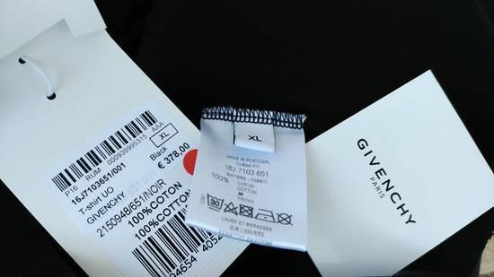 Givenchy $450 Givenchy Jesus Christ Print Rottweiler Cuban / Slim Fit T-shirt size XL (M) Size US M / EU 48-50 / 2 - 11