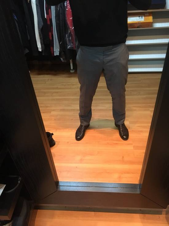 Thom Browne Low Rice Skinny Trouser Last Drop Size US 36 / EU 52 - 11