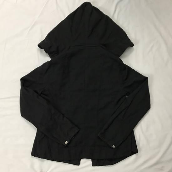 Julius 【Sale】Panelled large hooded jacket Size US S / EU 44-46 / 1 - 4