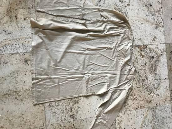 Balmain Distressed Khaki LS Tes Size US XL / EU 56 / 4 - 12