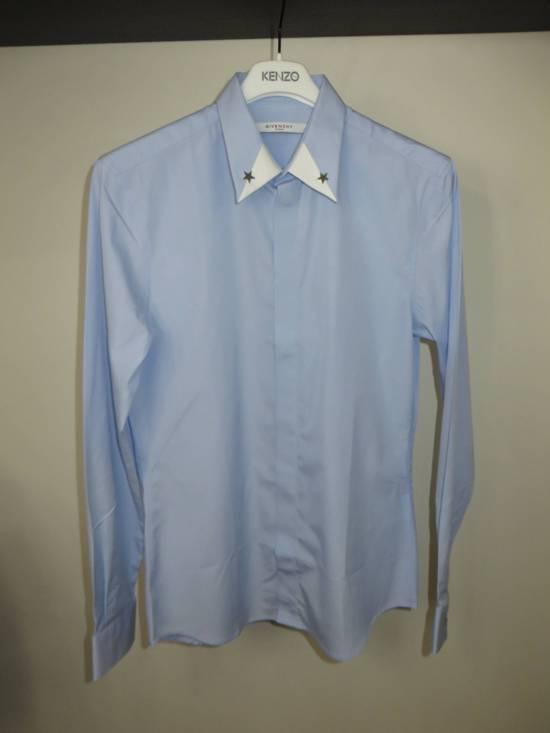 Givenchy Star embellished shirt Size US S / EU 44-46 / 1