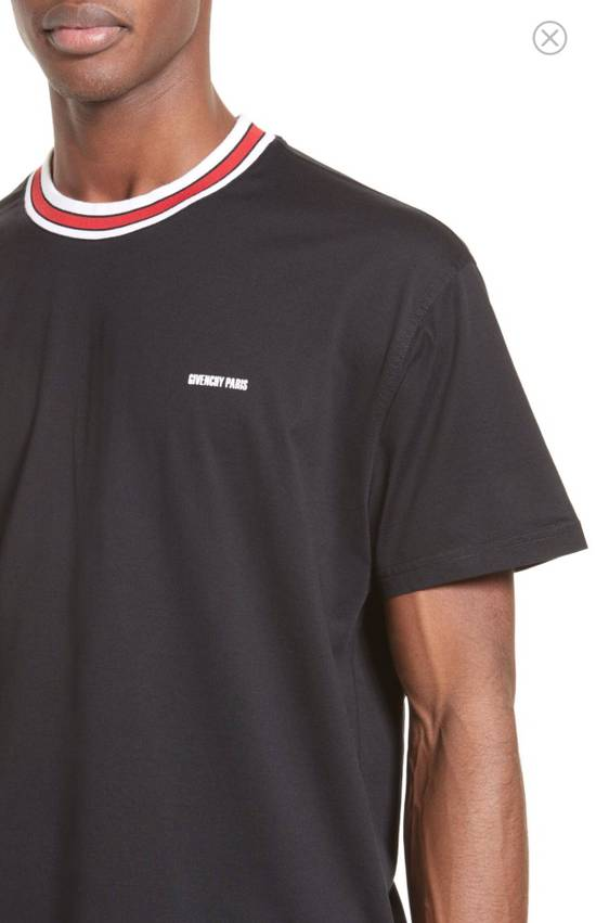 Givenchy Contrast Collar T-Shirt Size US L / EU 52-54 / 3 - 2