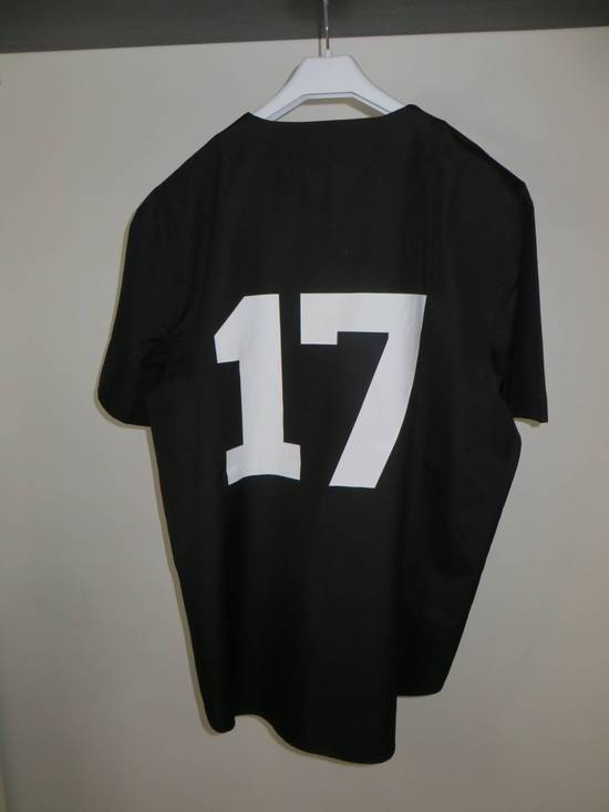 "Givenchy Printed baseball shirt ""17"" Size US M / EU 48-50 / 2 - 3"
