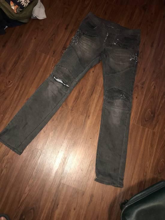 Balmain Denim Jeans Size US 32 / EU 48