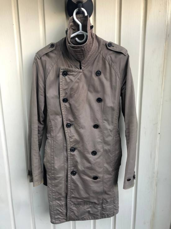 Julius SS 2008 military trench Size US M / EU 48-50 / 2