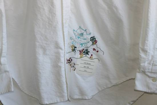 Thom Browne Thom Browne Embroidered Shirt Size US M / EU 48-50 / 2 - 1